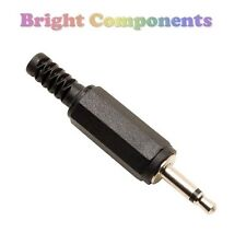 3.5mm Mono Jack Plug for Audio Cable - 1st CLASS POST