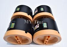 4Pcs Toner Cartridges CT201918 For Fuji Xerox DocuPrint P255DW M255z CT201920