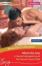 MIRANDA LEE. THE SECRET VENGEANCE & THE SECRET LOVE-CHILD. 9781742556635