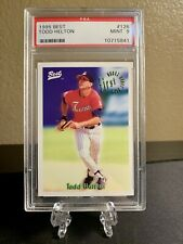 1995 Best Baseball Todd Helton PSA 9 Colorado Rockies