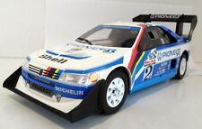 Voitures miniatures bleus pour Peugeot 1:18