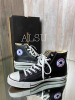 Sneakers Men's Converse 1S581 Chuck Taylor High Top Black Leather