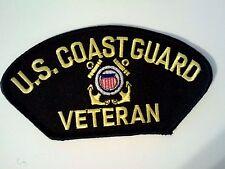 "Unites States Coast Guard Veteran Patch  5"""