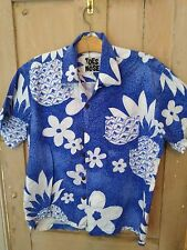 100% cotton Hawaiian shirt size XL