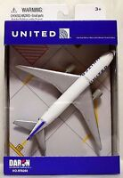 DARON REALTOY RT6266 United Airlines Boeing 777 Reg# N209UA 1/440 Diecast. New