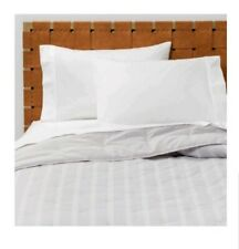 Opalhouse Dotted Stripe Quilt Stormy Gray - Full/Queen - Brand New