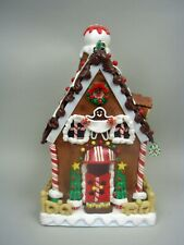 Large Lighted Gingerbread House - Beautiful