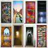 3D Wall Sticker Decal Art Decor Vinyl Removable Mural Poster Scene Window Door