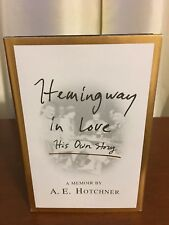 Hemingway in Love: His Own Story. Brand New.