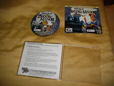 Mortimer Beckett and the Secrets of Spooky Manor (PC, 2008)