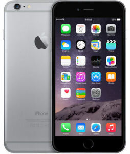 Apple iPhone 6 Plus - 128GB - Space Gray (Factory Unlocked) MGAC2LL/A