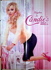 Posters Hayden for Candie's et Zac Efron de 41 x 57 cm