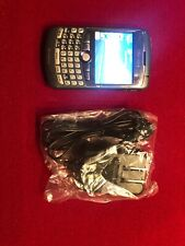 GOOD! BlackBerry Curve 8320 Camera WIFI QWERTY GSM Bluetooth T-MOBILE Smartphone