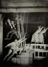 Metaphysical Theatre XII Oskar Schlemmer Vintage Bauhaus Poster