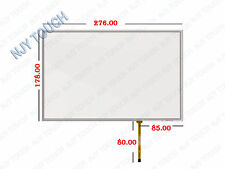 12.1inch 4 Wire Resistive Touch Screen Panel 276x178mm Usb 16:10 For Lq121K1Lg52