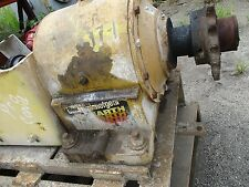 Rexnord earth gear reducer 17-1