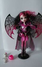 monster high Draculaura Halloween costume party ghoules rule doll original