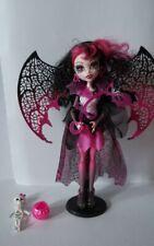 Monster High Draculaura Halloween Costume fiesta ghoules rule Doll original