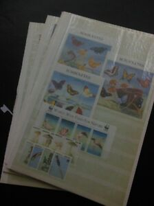 EDW1949SELL : ANGOLA Beautiful VFMNH collection of all Cplt sets & S/s Cat