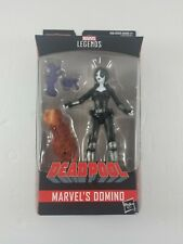"New Hasbro Marvel Legends Series Domino 6"" Collectible Action Figure Sasquatch"