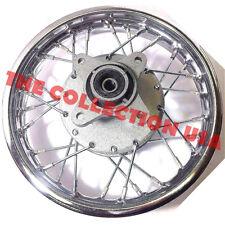50cc/125cc 10 Inch Rear Rim Wheel Drum Brake Hub Motorsports Dirtbike Pit Bike