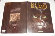BD Canales Guarnido Blacksad n°1 Quelque part entre les ombres 2007