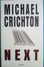NEXT - Michael Crichton - Edizioni Mondolibri
