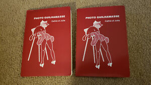 """4""""x6"""" Photo Guilhamasse Album Cathie et Julia includes Pictures from France"""