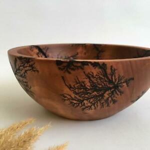 Exclusive handmade wooden serving bowl made of wood+ GIFT