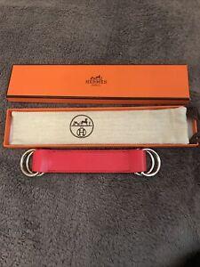 Hermes scarf belt Romance fibbia per cintura - foulard new