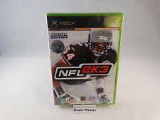 NFL 2K3 2003 MICROSOFT XBOX PRIMO MODELLO e 360 PAL ITA ITALIANO NUOVO SIGILLATO