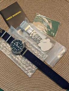 STEELDIVE Marine Master Tuna Dive Automatic Watch 47.5mm