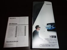 SONY TDG-BR250 3D-Brille. Top-Zustand mit Packung.