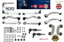 FRONT SUSPENSION TRACK CONTROL ARMS SET KIT AUDI A4 FROM 2000 TO 2009