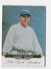 2011 Topps Tribute Babe Ruth #1