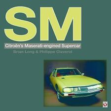 SM: Citroen's Maserati-engined Supercar