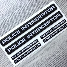 Ford Crown Victoria Police Interceptor 3d Domed Emblem Explorer SHO Fusion