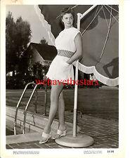 Vintage Esther Williams GORGEOUS SEXY LEGS '53 PINUP Publicity Portrait