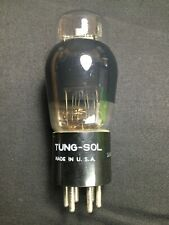 TUNG-SOL 43 COKE BOTTLE RADIO POWER VACUUM TUBE TESTED VINTAGE STOCK #N.8596