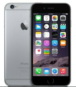 Apple iPhone 6 - 64GB - Unlocked Silver (AT&T) excellent condition