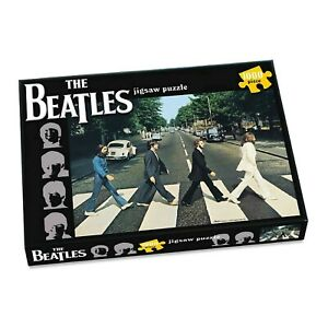 The Beatles Abbey Road Jigsaw Puzzle 1000 pieces Beatles Zebra Crossing Puzzle