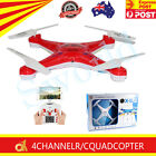 X-5G 4 Channel UAV Remote Control Quadcopter FPV RC Helicopter Drone Kids Toy