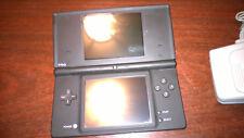 Nintendo Ds Dsi Negro Y 3 Paquete De Juegos #S78B51