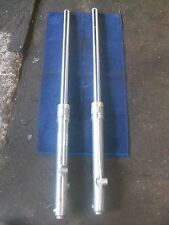 KAWASAKI KX125 KX 125 1981 FRONT SUSPENSION FORKS MOTOCROSS OFF ROAD