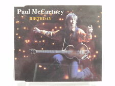 PAUL MCCARTNEY - BIRTHDAY Singles  CD