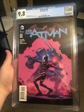 Batman, Vol. 2, #45 (2015) CGC 9.8