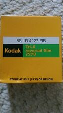 Kodak Tri-X Reversal Film 7278 Super-8 film NOS Sealed&Refridge  6Boxes For Sale