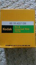 Kodak Tri-X Reversal Film 7278 Super-8 film NOS Sealed&Refrigerated 5 For Sale