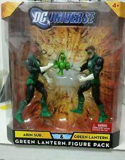 """DC UNIVERSE Classics Green Lantern & Abin Sur 6""""  Figure Pack MIP Mattel DCUC"""
