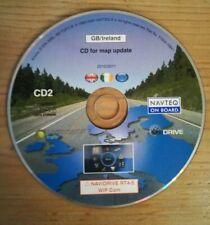 Navigazione CD rt4-5/Great Britain & Ireland 2010/2011 PEUGEOT CITROEN c4 c5